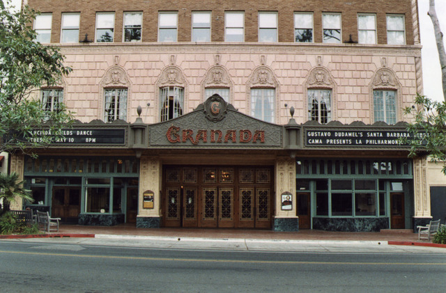 Granada Theater - Santa Barbara, CA