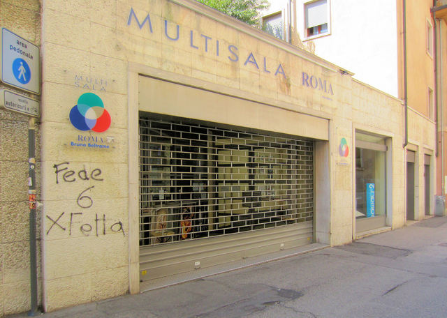 Exterior, Multisala Roma, Vicenza, Italy in 2012