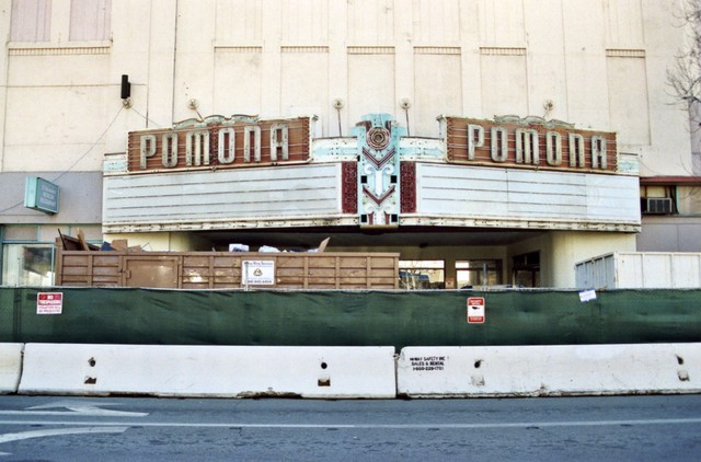 Fox Theatre - Pomona, CA