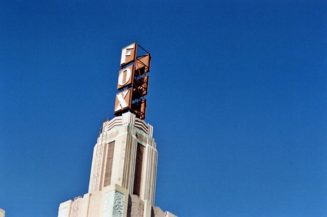 Fox Theatre - Pomona, CA
