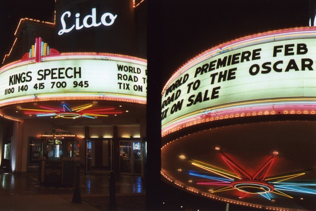 Lido Theatre - Newport Beach, CA