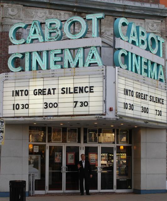 Cabot Street Cinema Theatre