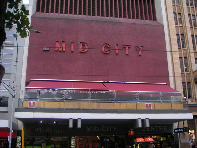 Mid City 3 Chinatown Cinemas