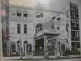 Original RHODE OPERA HOUSE, Kenosha, Wisconsin in 1917 (now the site of the GATEWAY Theatre, renamed RHODE OPERA HOUSE in 1987)