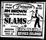 The Slams/I Escaped From Devil's Island
