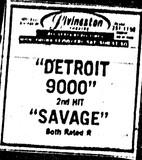 Detroit 9000/Savage