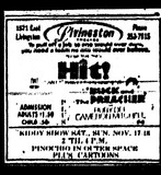 Hit!/Buck and the Preacher