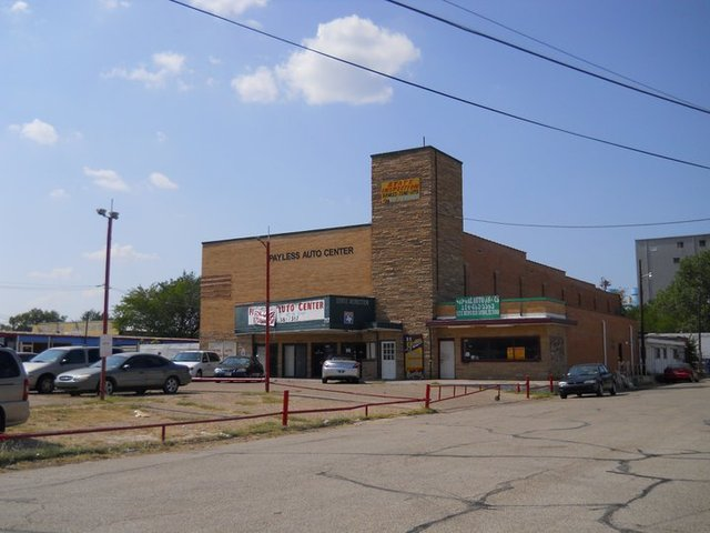Irving Theater as It Sits Today