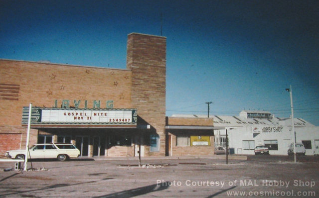 Irving Theater 1969