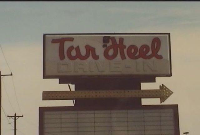 Tar Heel Drive-In