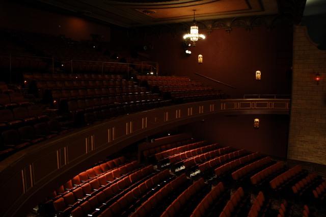 Seats From Balcony