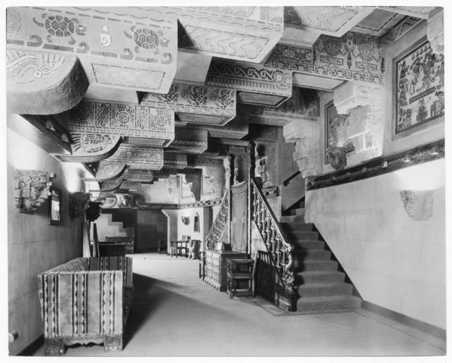 Mayan Mezzanine