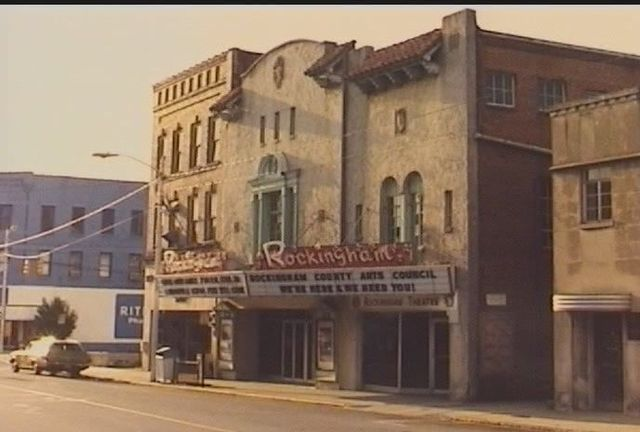Rockingham theatre in reidsville nc cinema treasures for 4 t s diner rockingham nc