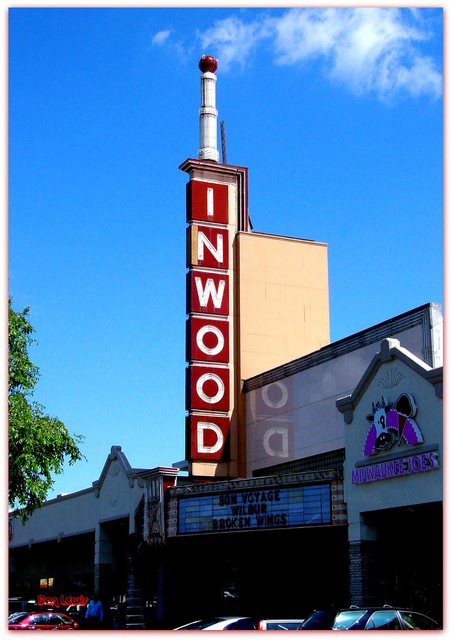 Inwood Theatre© Dallas TX / Don Lewis