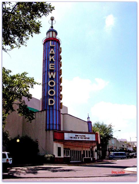 Lakewood Theatre© Dallas TX / Don Lewis