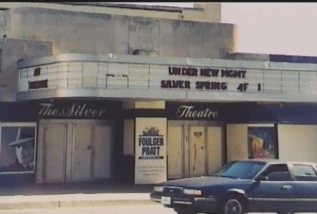 AFI Silver Theatre