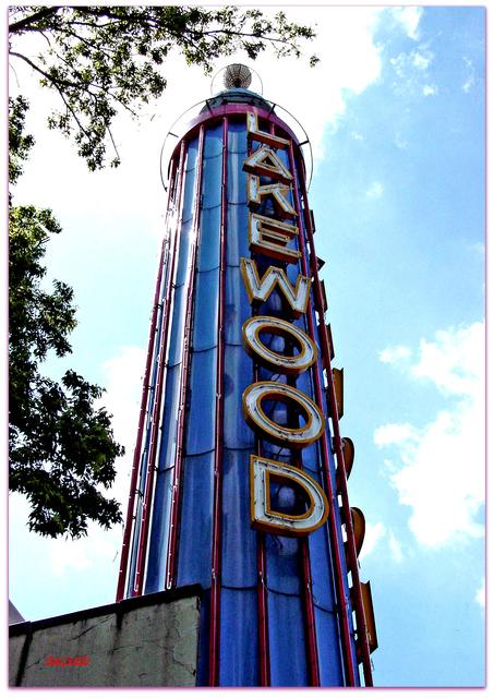 Lakewood Theater Tower© Dallas TX / Don Lewis