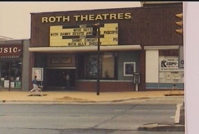 Roth's Silver Spring West Theatre