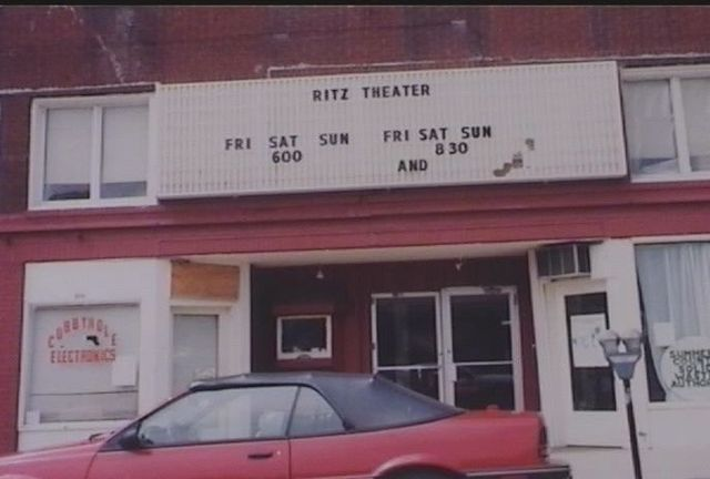 Ritz Theatre-Cinema & Performing Arts