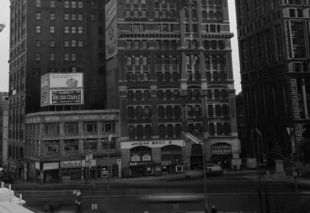 City Hall Cinema - March 1966