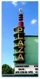 Plaza Theatre Garland TX / Don Lewis
