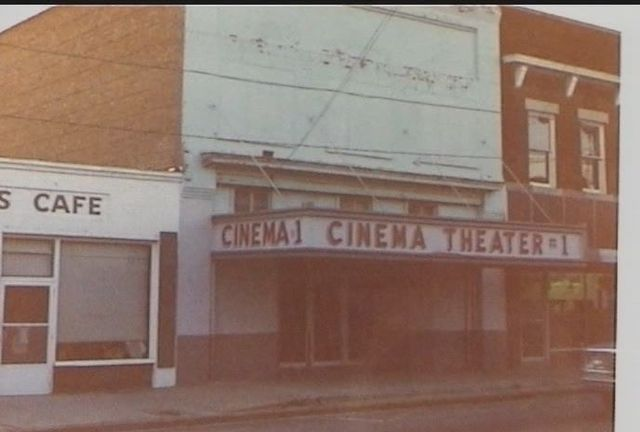 Cinema Theatre #1