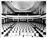 The interior of Clemmer Theatre, Seattle, Washington