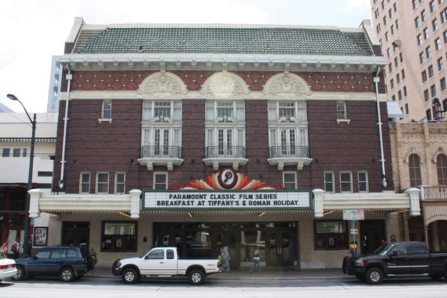 Paramount Theatre, Austin, TX