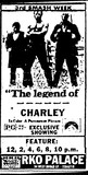 The Legend of _ _ _ _ _ _  Charley