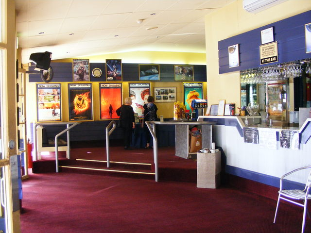 Main Foyer.
