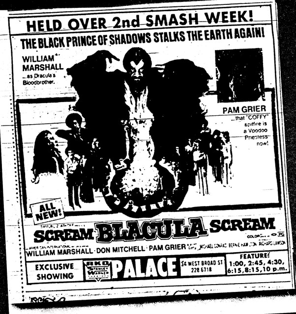 Sream Blacula Scream