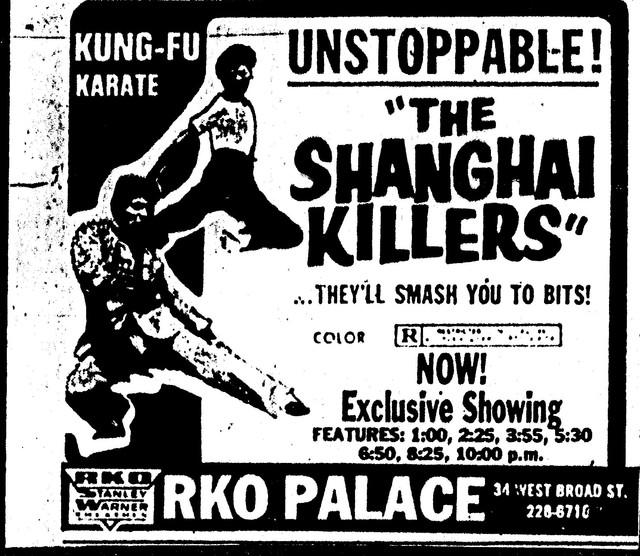 The Shanghai Killers