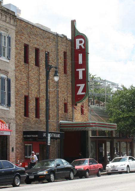 Alamo Drafthouse at the Ritz, Austin, TX