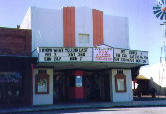 Rex Allen Theater