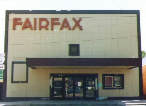 Fairfax Theatre