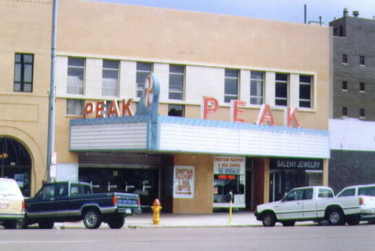 Twin Peak Theatre