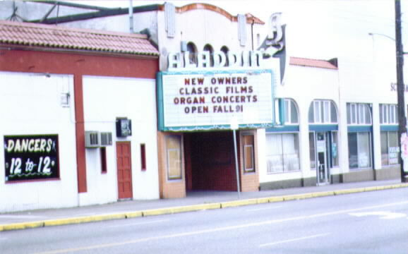 Aladdin Theater