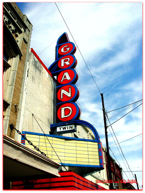 Grand Theater Paris TX...Don Lewis / Billy Smith