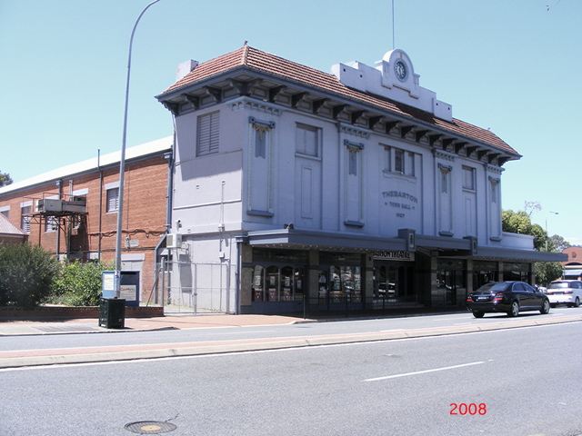 The Henley Beach Road Frontage.