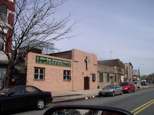 Paragon Theatre, Fulton St, Brooklyn, NY
