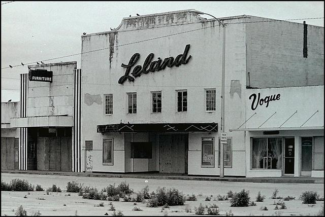 Leland Theater - Taft, TX
