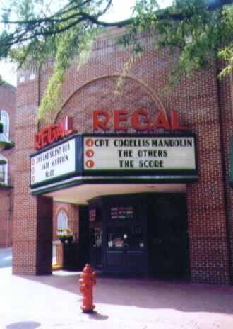 Regal Cinemas Downtown Mall Cinema 6