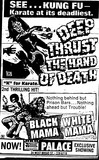 Deep Thrust- The Hand of Death/Black Mama White Mama