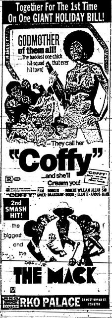 Coffy/The Mack