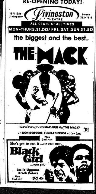 The Mack/Black Girl