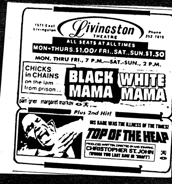 Black Mama White Mama/Top of the Heap