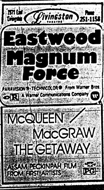 Magnum Force/The Getaway