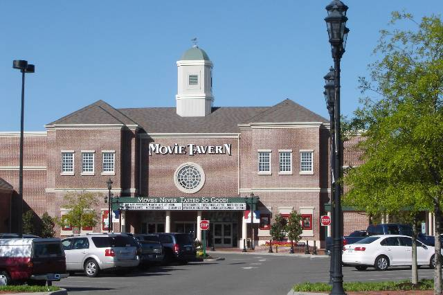 Movie Tavern by Marcus Williamsburg