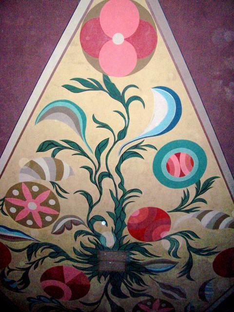 Grafton Manos ceiling