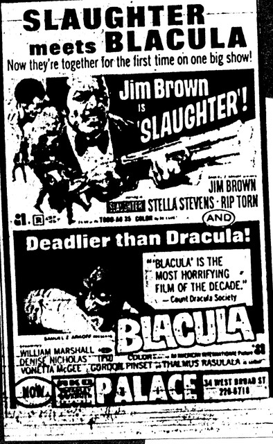 Slaughter!/Blacula